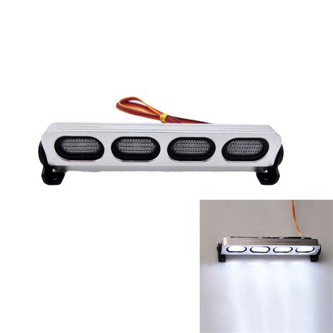 Rc Led Roof Light Bar For 1 8 1 10 Hsp Hpi Kyosho Traxxas Rc Led Light Bar