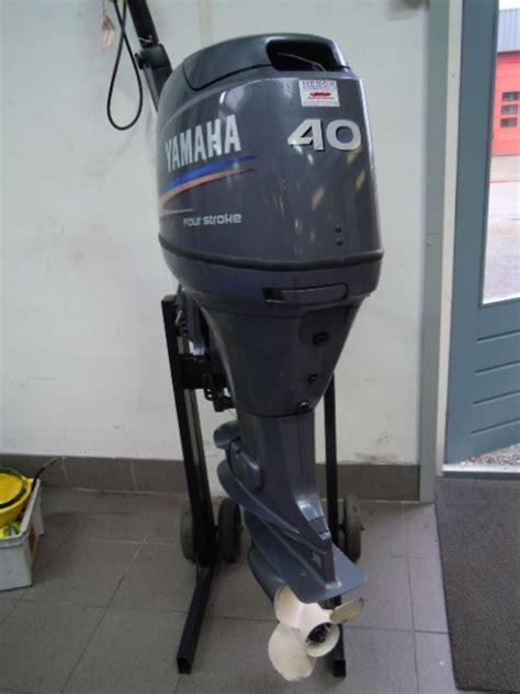 buitenboordmotor yamaha 40 pk hebor watersport de specialist in rubberboten en ribs