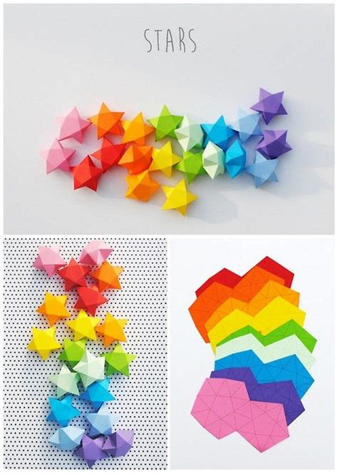 Paper Direct Folded Mini Cards Template by Best 25 Paper Ideas On Origami