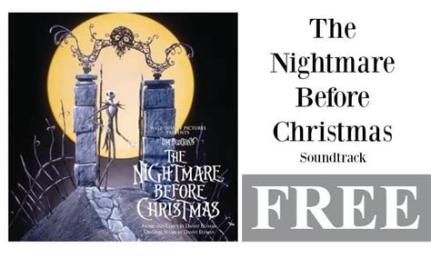 nightmare before free the nightmare before soundtrack free