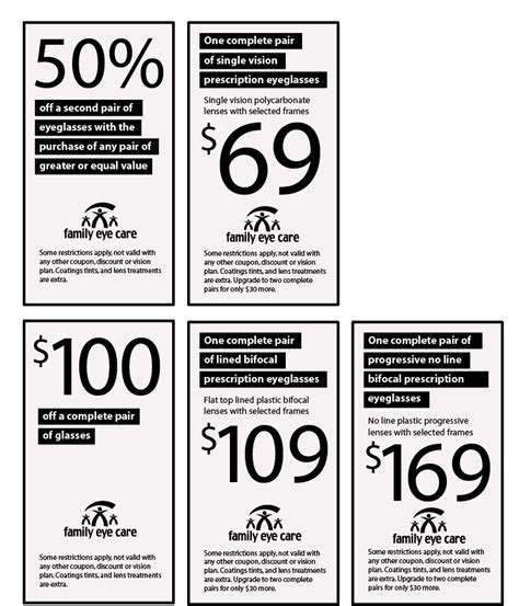 coupons promotions