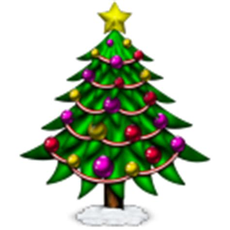 christmas tree moving emoticon tree icon iconset mohsen fakharian