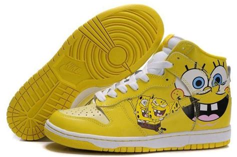 spongebob basketball shoes mens spongebob air jordans provincial archives of