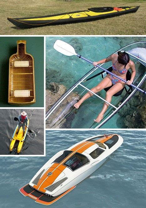 diy pedal boat trailer overboard 15 creative offbeat canoes kayaks boats