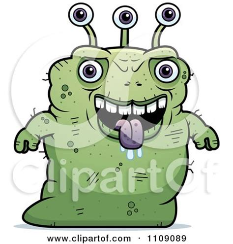 ugly green preview clipart