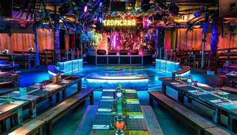 Floor Sliders by Tropicana Beach Club London Venue Hire Funky Venues