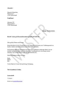 Musterbrief Beschwerde Auto Hartz 4 Antrag Muster F 252 R Alle Belange Hartz Iv Alg 2