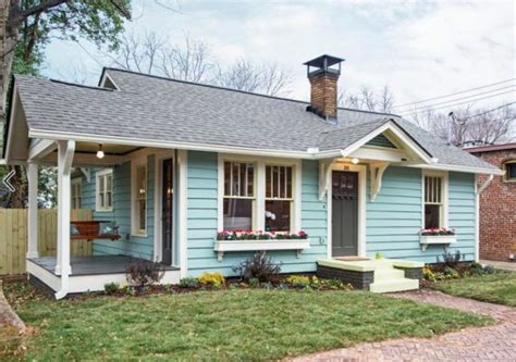 Cottage House Exterior by 50 House Colors To Convince You To Paint Yours
