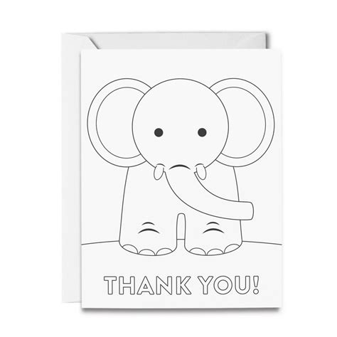 Coloring Thank You Cards Coloring Pages Shopify Thank You Page Template