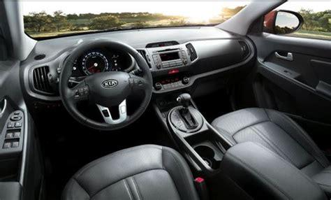 Sportage Kia Interior 2014 Kia Sportage Review Prices Specs