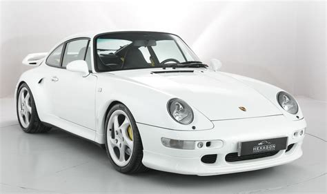 Porsche 993 For Sale by Spotted For Sale Porsche 993 Turbo X50