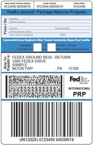 Lapel Print Dress Intl package return services return shipping labels fedex