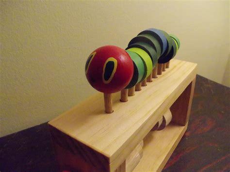 caterpillar automata  toymakingdad  lumberjockscom