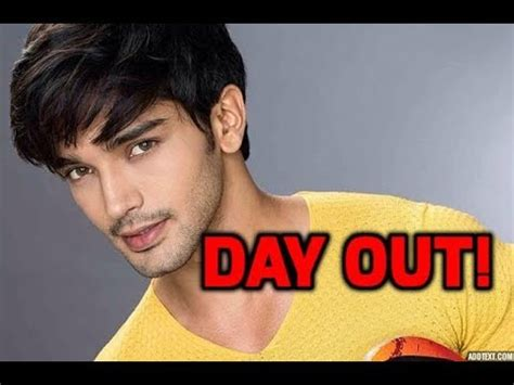 day out: harsh rajput aka ansh of serial 'nazar' shares