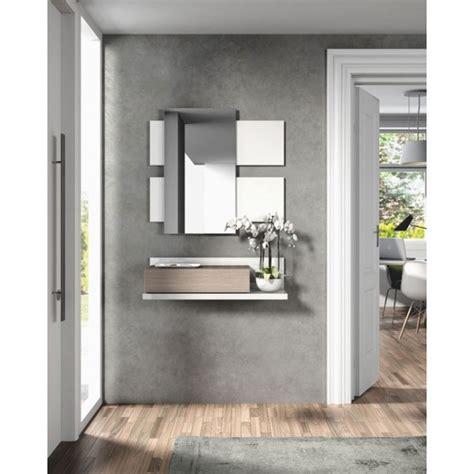 mobili ingresso con specchio mobile ingresso bianco con specchio