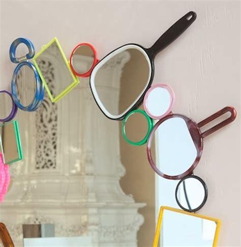 decorar espejos con silicona un espejo original decorado con espejos somosdeco blog