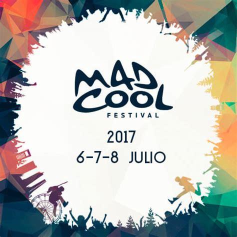 mad coll mad cool festival 2017 anuncia fechas