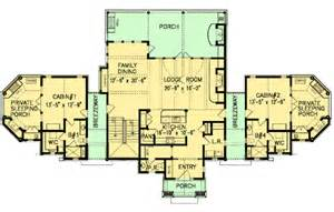 Family Compound House Plans by Architectural Designs