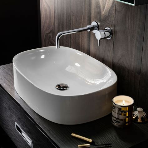 bathroom basin countertop bauhaus wild 60 countertop basin uk bathrooms