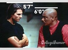 Putting Tom Cruise's Height in Perspective (7 pics ... C. Thomas Howell In The Outsiders