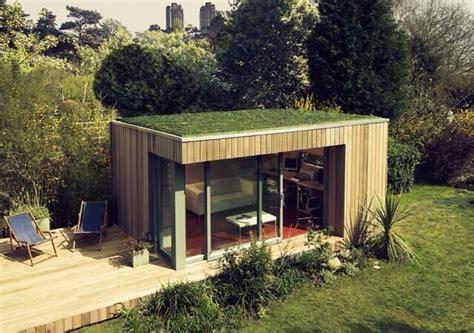 backyard studio prefab sustainable prefab garden studio beach chalet