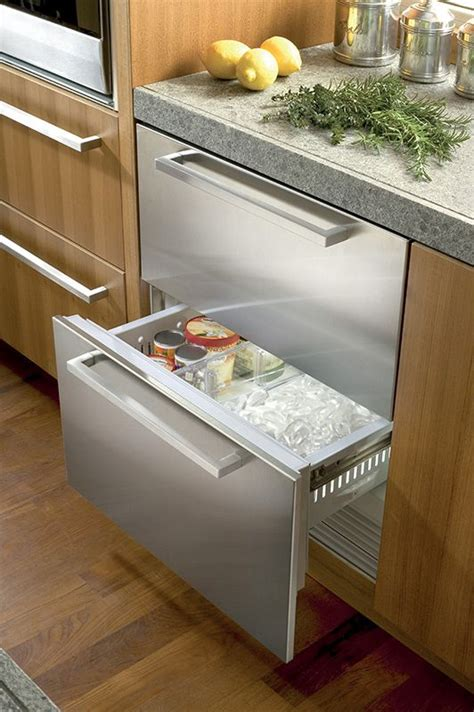 Integrated Refrigerator Drawers by Integrated Refrigerator Freezer Drawers Integrated
