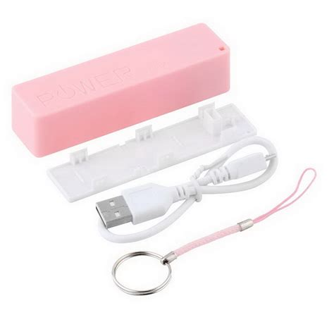 Usb Mp3 Mobil mobile power box usb 18650 battery cover keychain for iphone samsung mp3 jd ebay