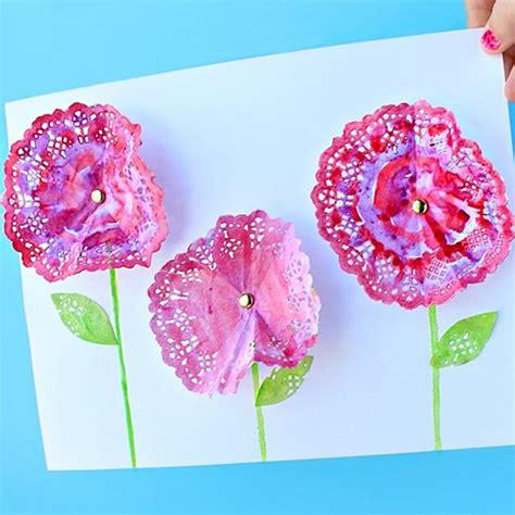spring ideas images of spring craft preschool 10 easy spring crafts