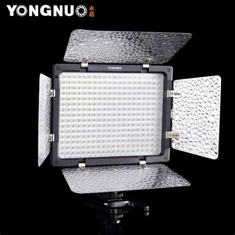 Led Yongnuo yongnuo led yn 300 yn300 led light for canon