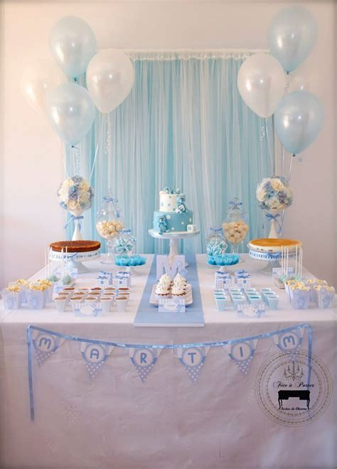 decoraciones de bautizo en casa design bild pin by barbara soroczak on shower baby shower baby and baby shower table