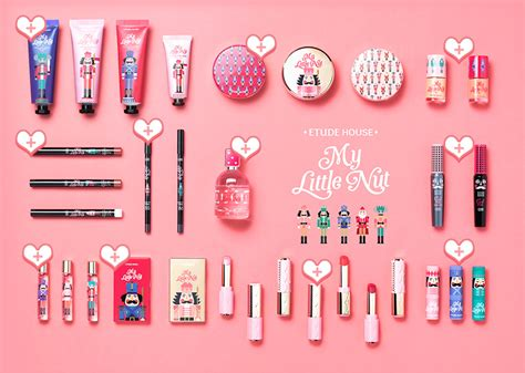 Limited Edition Etude House Missing U 30 Ml the rebel sweetheart sneak peek etude house my nut collection