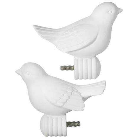 bird finials for curtain rods curtains ideas 187 bird curtain rod finials inspiring