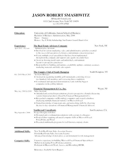 High School Resume Template For Scholarships by High School Resume For Scholarships Sle College