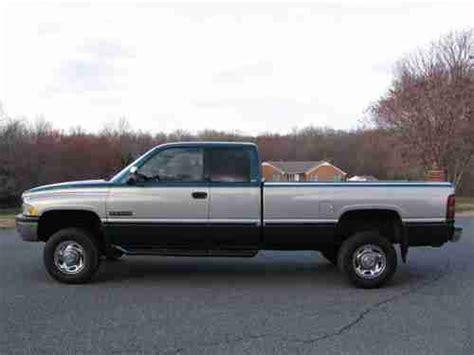 1997 dodge cummins find used 1997 dodge 2500 12 valve cummins 5 9l 4x4 clean