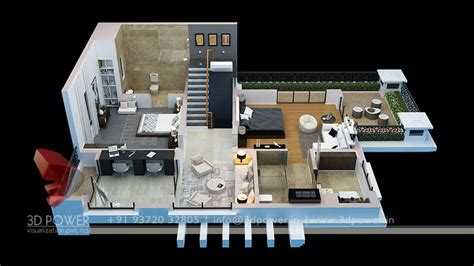 visualizing and demonstrating 3d floor plans home design gallery 3d architectural rendering 3d architectural