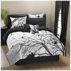 black and white bedding for 25 awesome bed sets for your home