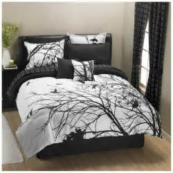 Black and white toile bedding sets black and white bedding sets