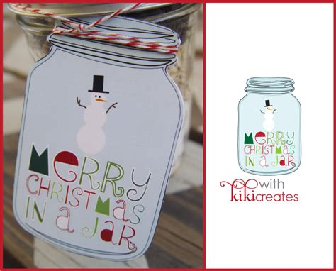 kiki creates merry christmas in a jar free download