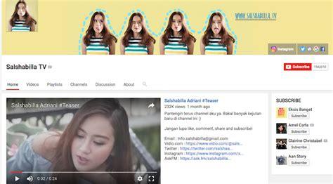 Sho Di Indonesia 10 vlogger paling tenar di indonesia youthmanual