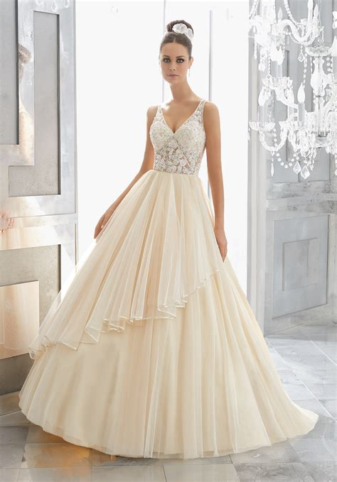 Miya Dress by Miya Wedding Dress Style 5576 Morilee