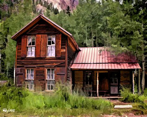 old ranch house old colorado ranch house photograph by jake steele