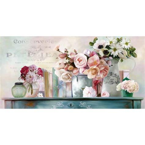 quadri moderni per da letto sestillo quot vanilla iris 1 quot quadri moderni con fiori astratti