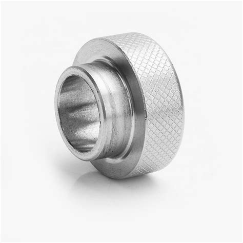 Knurled Drip Tip silver ss knurled drip tip for goon goon lp kennedy battle rda