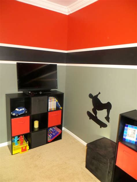 room for more he s 17 best images about boy s bedroom on other white strips and pillows