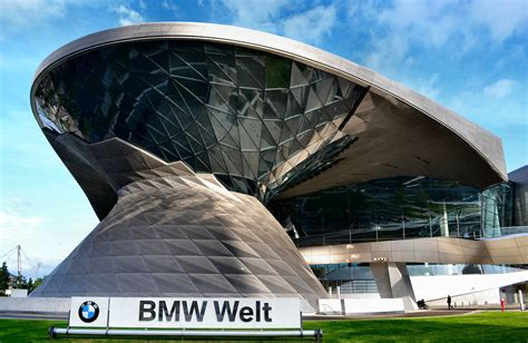 bmw welt and museum in munich germany encircle photos