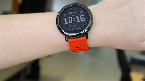 Amazfit Pace review xiaomi amazfit pace um smartwatch bom e barato