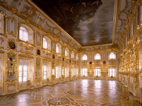 Peterhof Palace Interior Photos by Grand Peterhof Palace