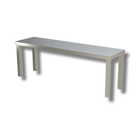 tavolo mensola mensole da tavolo armadi e pensili in acciaio inox