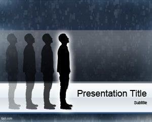 human powerpoint template free human resource powerpoint template