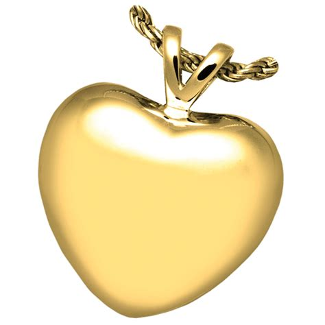 gold pet cremation jewelry strong